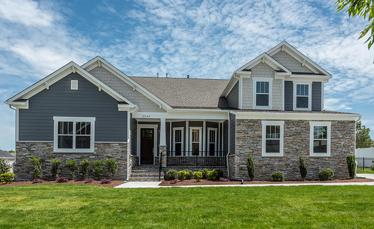 Ashdon Builders - new home community - white's landing